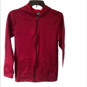 5/$20 C9 by Champion deep red jacket, youth large